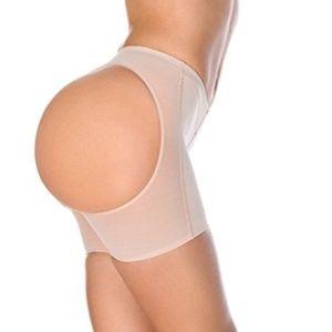 La Reve Womens Butt Lifter Shapewear Butt Lifting
